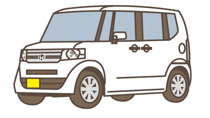 軽自動車(NBOX)
